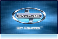 Logo animation in SnowJoe Television Advertising, :30 TV Commercial