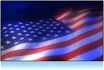american flag waving hdtv Royalty Free pal ntcs 30fps 1080p picture pic us usa video 1920x1080 animation 3d loop background election design graphic states united 4 july blue
