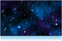 animated star background computer animation