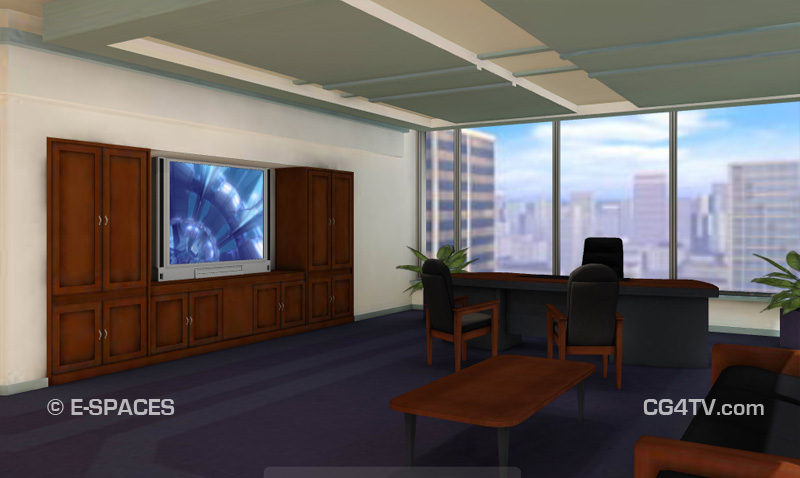 Virtual Office -- 3D Virtual Real Estate For Business -- Qwaq, Second life, ActiveWorlds, Caneva