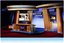 Classic Virtual News Set