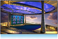 Cloud Nine v-set - Virtual set talk shows
